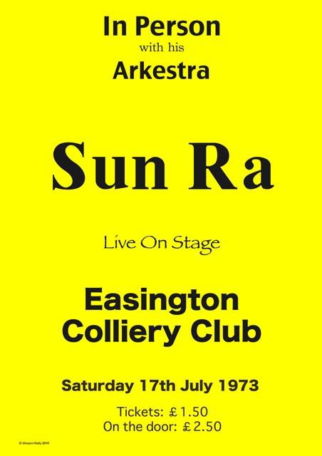 Sun Ra Poster