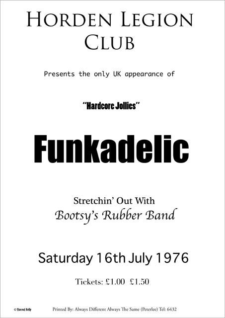 Funkadelic poster
