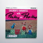 "Children's Favourites 7"" record"