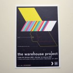 the warehouse project flyer